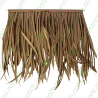 Gsynthetic thatch R-3-1
