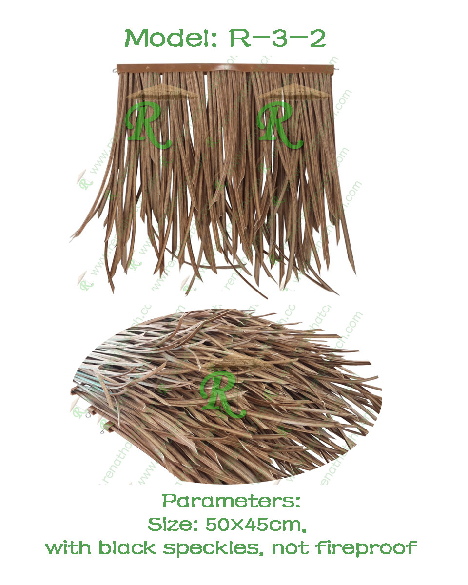 Synthetic Thatch R-3-2