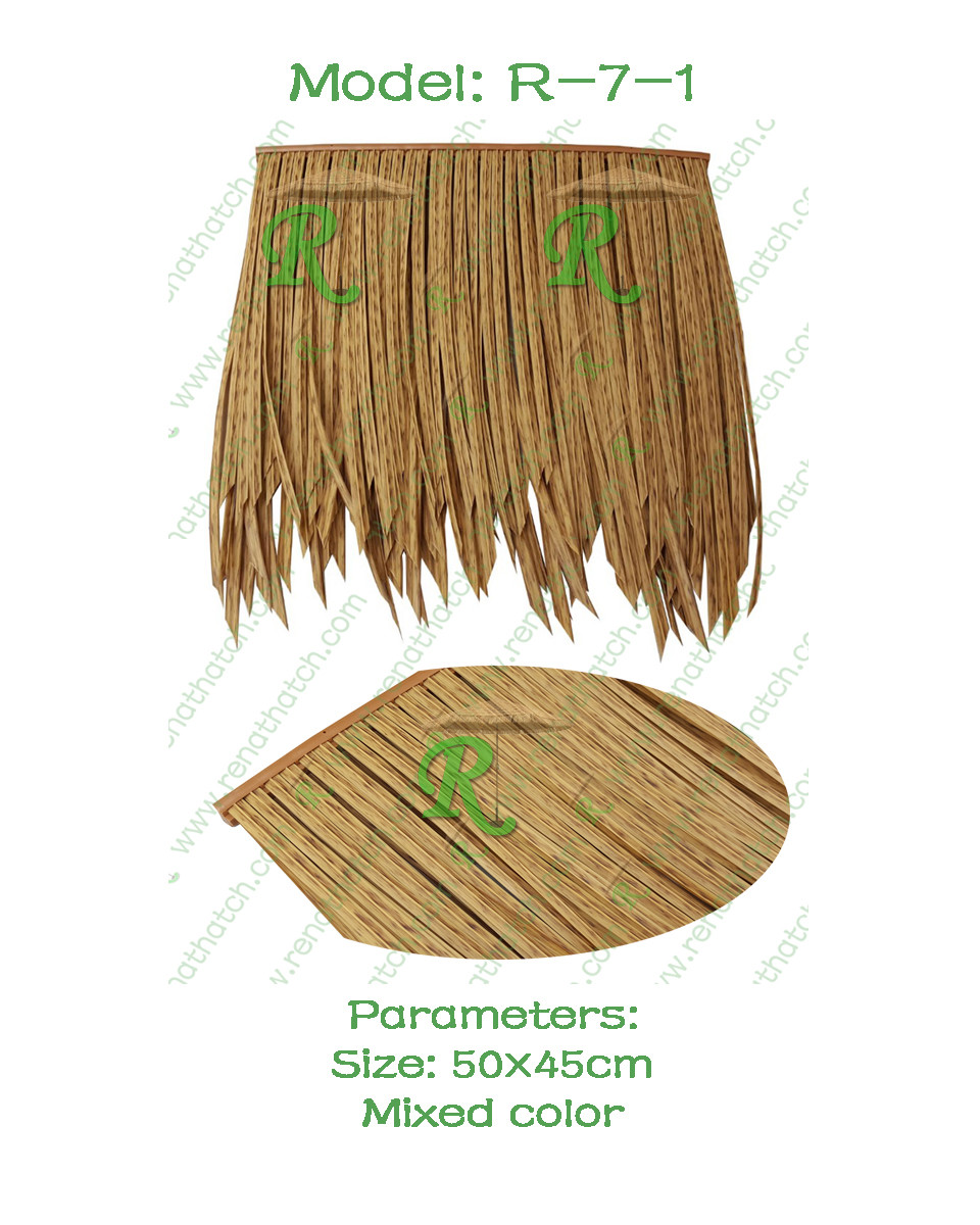 Synthetic Thatch R-7-1